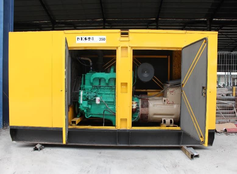 Used Cummins Generator Malaysia Selangor Supplier